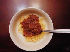 Dil/Spaghetti