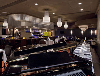 Live music every night.  Soft jazz and piano creates a night you will always remember. Ask for Derek.
