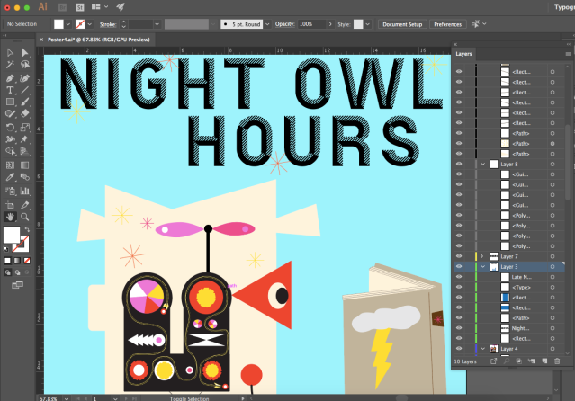 tips for using adobe illustrator cc the universities at shady