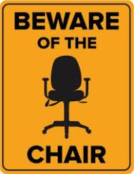 Be-Aware-of-the-Chair