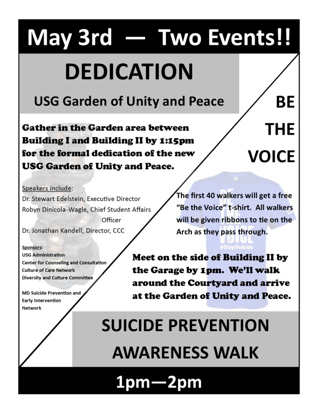 Walk-Dedication Flyer