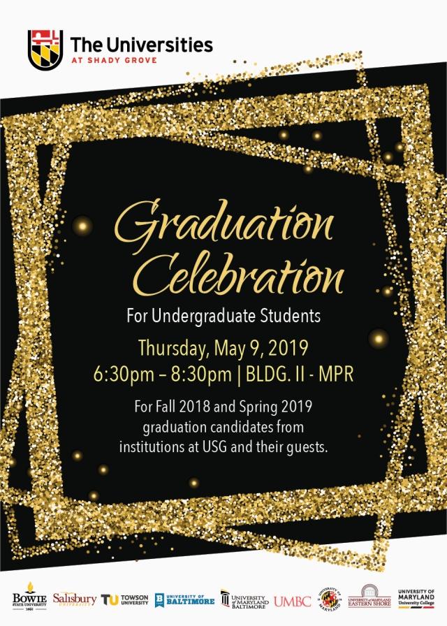 Graduation Celebration final-front